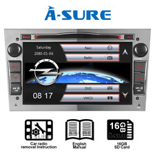 Autoradio GPS SAT NAV DVD USB CAN BUS SWC Pour Opel Astra Corsa Meriva Zafira BT