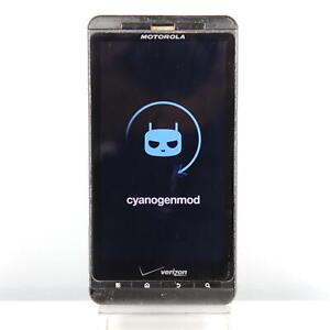 Cyanogen MoD Motorola Droid X (Verizon) 3G CDMA Smartphone - MB810 - Custom Rom
