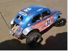 LEXAN STREET ROD Beetle kamtec corpo si adatta Tamiya M Chassis