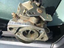 Honda Iawnmower Izzy  Carburetor.  Keihin BB fits. GCV 135 GCV160 air filter