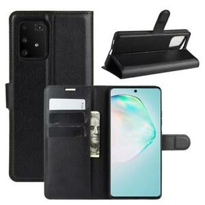 For SAMSUNG S10 LITE(2020) s20/s21/s21+ Flip PU Leather Wallet Phone Case Cover