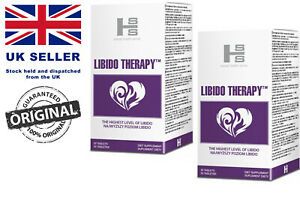 2x Libido Therapy improves your sexual relations, achieved real orgasm in women!