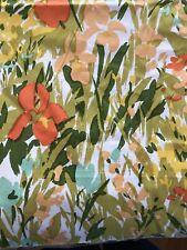 VINTAGE Fabric Renoir Handprint By Lloyd 29 By 54 Pillows