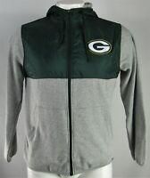 Green Bay Packers NFL G-III Men's Full-Zip Hoodie