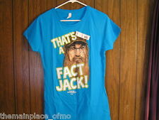 Duck Dynasty Shirt Uncle Si Thats A Fact Jack XL 15 17 Phil Willie Quack Women