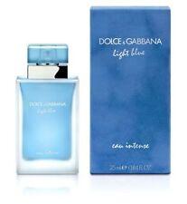 DOLCE & GABBANA LIGHT BLUE EAU INTENSE 25ML EDP BRAND NEW & SEALED