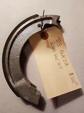 TOS FNK 25A Milling Machine Brake Shoe Set