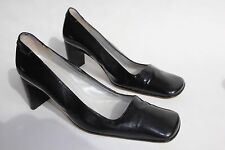 Ursula Mascaro patent leather mid heel shoes uk 6.5 eu 39.5