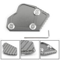Side Pad Béquille Latérale Extension Plate Pour BMW K1600 GT GTL 2011-2015 TI