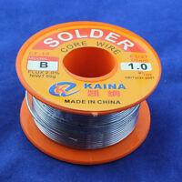 1mm Rosin Core Solder 63/37 Tin Lead Line Flux Welding Iron Wire Reel AU Sr
