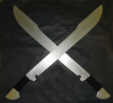 Aluminum Practice Swords Commando