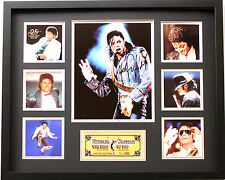 New Michael Jackson Signed Limited Edition Memorabilia