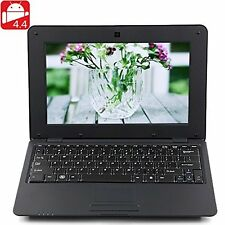 "Black 10.1"" NETBOOK MINI LAPTOP  ANDROID 4.4 VIA WM8880 1.5GHz 4GB+Mouse + Bag"