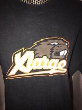 Vintage 1990s Xlarge Brand Mike D Beastie Boys Men's Large Black T-shirt USA