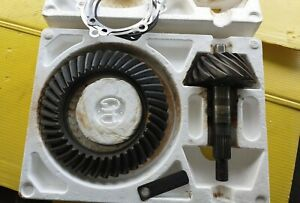 """Precision Gear High Performance Ford 8"""" Ring and Pinion  3.80 Ratio F8/380"""