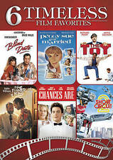Timeless Film Favorites: 6 Movies (DVD, 2014, 4-Disc Set) The Toy Blind Date etc