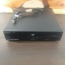 Apex Ad-1200 Dvd Player Tested. Worls. No Remote. Comes with Av Cords