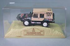 ZT698 NOREV voiture 1/43 VW Volkswagen Iltis n° 137 Dakar 1980