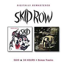 Skid Row - Skid/34 Hours And Bonus Tracks (NEW 2CD)