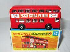 Matchbox Daimler Diecast Buses
