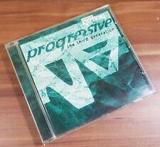 CD PROGRESSIVE Nation The third generation Various