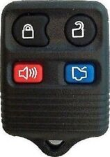 1998 - 2007 LINCOLN TOWN CAR NEW 4-BUTTON KEYLESS REMOTE       (1-r12fx-dkr-gtc)
