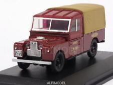 Land Rover Series 1 109 Canvas - British Railways 1:43 OXFORD LAN1109009