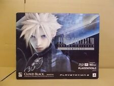 PS3 Final Fantasy Advent Children Console System limited ver. Japan 160GB  rare