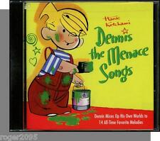 Dennis the Menace Songs - New 14 Track Children's CD! His Own Words to Favorites