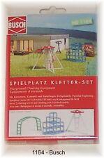 Busch HO 1164 Spielplatz Kletter-Set #NEU in OVP#
