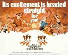 THE FLIGHT OF THE PHOENIX Movie POSTER 30x40 James Stewart Richard Attenborough