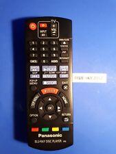 Genuine Panasonic N2QAYB000960 Blue-Ray Player Remote Control