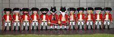 Playmobil Red Coats 12 Piece Guard Soldiers Briten Navy Pirates XX2