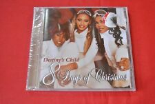 8 Days of Christmas by Destiny's Child Beyonce Canada Import CD NEW