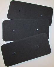 3 Schwammfilter Filter Filtermatte Vlies für Trockner Candy Hoover 40006731