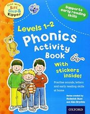 Oxford Reading Tree (Read With Biff, Chip, And Kipper): Levels 1-2 (Paperback)
