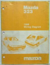 Repair Manuals Literature For Mazda 323 For Sale Ebay