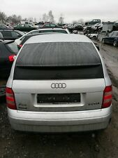 Audi A2 Heckklappe LY7W silber