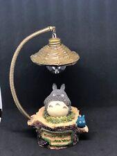 Totoro kawaii studio Ghibli bedroom  light lamp spirited away gift Japan anime