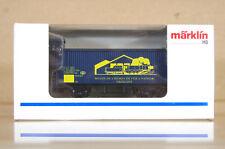 MARKLIN MäRKLIN 4680 G0033 SNCB MUSEE DU CHEMIN DE FER A VAPEUR TREIGNES Wagen