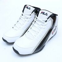 Fila Stacked Athletic Basketball Shoes Size 9.5