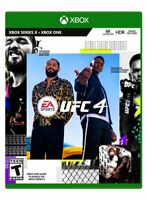 UFC 4 Xbox One [Digital Download] Multilanguage