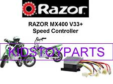 NEW! Razor MX400 DIRT BIKE V33+ (v33 and up) ESC (ELECTRONIC SPEED CONTROLLER)