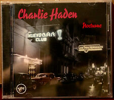 VERVE CD 440-013-611-2: CHARLIE HADEN - Nocturne (Nuevo Club) - 2001 USA