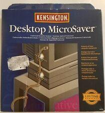 Computer Security System Kensington Desktop MicroSaver 64162