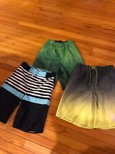 Boys Bathing suits - Nike and Old Navy - Size 14-16
