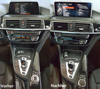 BMW NBT Navigationssystem NAVI Nachrüstsatz für 3er F30 F31 F34 Nachrüstset