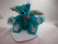 "World of Miniature Bears 4""  German Mohair Bear Angelica #949 CLOSING"
