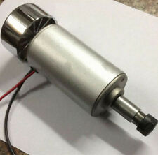 300W Air-Cooled Motor Spindle Engraver Motor ER11 3.175mm 48VDC