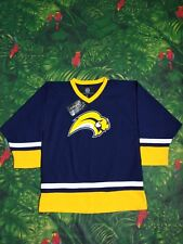 New My NHL Buffalo Sabres Jersey Youth Size XL